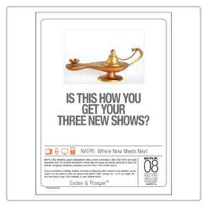 NATPE Ad Campaign